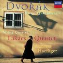 ドヴォルザーク:ピアノ五重奏曲、他/Andreas Haefliger, Takács Quartet