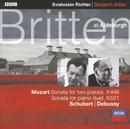 Britten At Aldeburgh/Sviatoslav Richter, Benjamin Britten