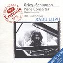 グリーグ&シューマン:ピアノ協奏曲/Radu Lupu, London Symphony Orchestra, André Previn