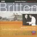 Schubert: Fantasy In F minor For Piano Duet; Grand Duo Sonata in C etc./Sviatoslav Richter, Benjamin Britten