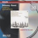 ドビュッシー/ラヴェル:弦楽四重奏曲/Quartetto Italiano