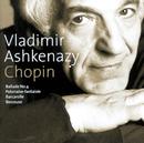ショパン:バラード第4番、舟歌、子守歌、小犬のワルツ、他/Vladimir Ashkenazy