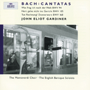 J.S.バッハ:カンタータ集9BWV94/105/168/English Baroque Soloists, John Eliot Gardiner