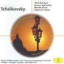 "Tchaikovsky: Overture ""1812""; Romeo and Julia; Marche Slave Op.31; Capriccio italien Op.45/Arthur Fiedler, Seiji Ozawa, Herbert von Karajan, Mstislav Rostropovich"