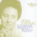 Schumann: Frauenliebe; Liederkreis / Respighi: Il tramonto/Sena Jurinac, Franz Holetschek, Barylli Quartet