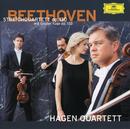 Mozart: Fugues; Adagio and Fugue K.546 / Beethoven: String Quartet Opp.130/133/Hagen Quartett