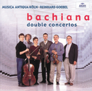 Bachiana II - Music by the Bach Family: Concertos/Musica Antiqua Köln, Reinhard Goebel