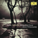 Dvorák: Serenades for Strings and Winds/Wiener Philharmoniker, Myung Whun Chung