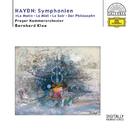 "Haydn: Symphonies Hob.I:6 ""Le Matin"", 7 ""Le Midi"", 8 ""Le Soir"" & 22 ""The Philosopher""/Prague Chamber Orchestra, Bernhard Klee"