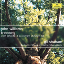 J.ウィリアムズ:ヴァイオリン協奏曲、他/Gil Shaham, Boston Symphony Orchestra, John Williams