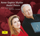 プレヴィン:ヴァイオリン協奏曲、他/Anne-Sophie Mutter, Boston Symphony Orchestra, London Symphony Orchestra, André Previn
