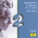 Beethoven: Symphonies Nos.4, 5 & 6/Israel Philharmonic Orchestra, Boston Symphony Orchestra, Orchestre de Paris, Rafael Kubelik