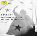 R.シュトラウス:交響詩<ツァラトゥストラはかく語りき><ドン・ファン>他/Giuseppe Sinopoli