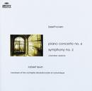 Beethoven: Piano Concerto No.4; Symphony No.2 (Chamber Versions)/Robert Levin