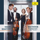 Beethoven: String Quartets Op. 18 No. 1 & Op. 59 No.1/Hagen Quartett