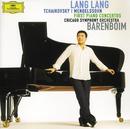 チャイコフスキー&メンデルスゾーン:ピアノ協奏曲第1番/Lang Lang, Daniel Barenboim, Chicago Symphony Orchestra