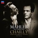 マーラー:交響曲全集CD1/Royal Concertgebouw Orchestra, Radio-Symphonie-Orchester Berlin, Riccardo Chailly