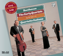 Beethoven: The Early String Quartets (3 CDs)/Quartetto Italiano
