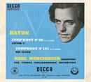 ハイドン:交響曲第88番<V字>、第101番<時計>/Wiener Philharmoniker, Karl Münchinger