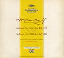 モーツァルト:交響曲第36番<リンツ>、第33番、第39番/Symphonieorchester des Bayerischen Rundfunks, Eugen Jochum