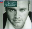 テノール・アリアズ/Joseph Calleja, Orchestra Sinfonica di Milano Giuseppe Verdi, Riccardo Chailly