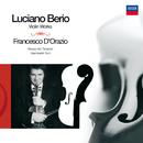Berio: Violin Music/Francesco D'Orazio