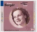 Berger singt Pflitzner-,  Strauss-, Wolf-Lieder/Erna Berger
