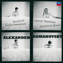 Symphonic Etudes, op. 13 - Variations on a theme by Paganini, op. 35/Alexander Romanovsky