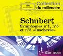 Schubert: Symphonies n°1, 5 et 8/Orchestre Philharmonique De Berlin, Karl Böhm