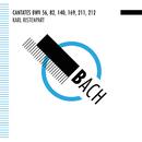 Bach J.S. : Cantates célèbres - Karl Ristenpart/Karl Ristenpart