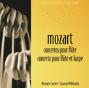 Mozart-Concertos Pour Flute-Concerto Pour Flûte Et Harpe/Helmut Muller-Bruhl, Libor Hlavacek, Prague Chamber Orchestra, Orchestre De Chambre De Cologne, Maxence Larrieu, Suzanne Mildonian