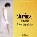 Stravinski: Pétrouchka-Le sacre du printemps/Rudolf Albert, Orchestre Des Cento Soli, Yvonne Loriod