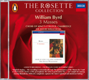 Byrd: Masses for Three, Four and Five Voices/The Choir of King's College, Cambridge, Sir David Willcocks
