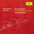 Stravinsky, Berg: Violin Concertos/Kolja Blacher, Mahler Chamber Orchestra, Claudio Abbado