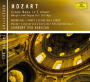 モーツァルト:ミサキョク ハタンチョウK/Herbert von Karajan