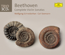 Beethoven: Complete Violin Sonatas (3 CD's)/Wolfgang Schneiderhan, Carl Seemann