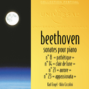 Sonates Pour Piano 8,14,23,21/Karl Engel, Aldo Ciccolini