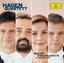モーツァルト:弦楽四重奏曲第20、22、23番/Hagen Quartett