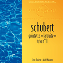 "Schubert: Quintette ""La Truite""/Multi Interprètes"