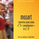 Mozart-Concertos Pour Piano n°21 et 9/Rudolf Albert, Orchestre Des Cento Soli, Paul von Schilhawsky