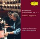ベートーヴェン:ピアノ協奏曲第2番、第3番/Martha Argerich, Claudio Abbado