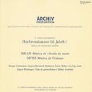Milan: Musica de vihuela de mano / Ortiz: Musica de Violones/Margot Guilleaume, Walter Gwerwig, Bernhard Michaelis, August Wenzinger, Eduard Müller