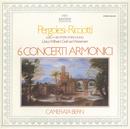 Wassenaer: 6 Concerti Armonici (attrib. Pergolesi)/Jörg Ewald Dähler, Camerata Bern, Thomas Füri