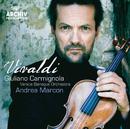 Vivaldi: Violin Concertos, R. 331, 217, 190, 325 & 303; 320/Giuliano Carmignola, Venice Baroque Orchestra, Andrea Marcon