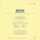 Gibbons: Anthems, Madrigals & Fantasies / Morley: Madrigals/The Deller Consort, Violen-Ensemble Der Schola Cantorum Basiliensis, August Wenzinger, Alfred Deller