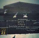 Boldemann / Gefors / Hillborg/Anne Sofie von Otter, Gothenburg Symphony Orchestra, Kent Nagano