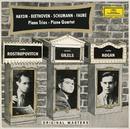 Haydn: Piano Trios H.XV Nos.16 & 19 / Beethoven: Piano Trios WoO38 & Op.97 / Schumann: Piano Trio Op.63 / Fauré: Piano Quartet Op.15/Mstislav Rostropovich, Emil Gilels, Leonid Kogan, Rudolf Barshai