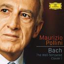 バッハ:平均律クラヴィーア曲集第1巻/Maurizio Pollini
