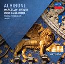 Albinoni, Marcello & Vivaldi: Oboe Concertos/Heinz Holliger, I Musici