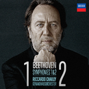 Beethoven: Symphonies Nos.1 & 2/Gewandhausorchester Leipzig, Riccardo Chailly